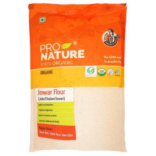 Pro Nature Jowar Flour, 500 g