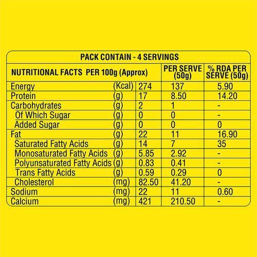 iD Natural Paneer, 200 g