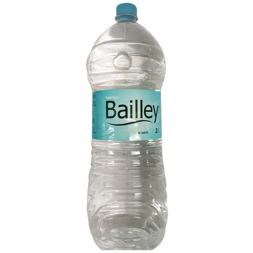 Bailley  Packaged Drinking Water, 2 L Bottle