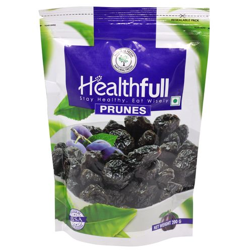 Healthfull Pitted Prunes, 200 g