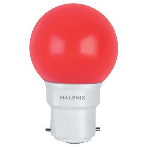 Halonix Halonix LED Bulb Nightlight 0.5 Watt - Red, 1 pc