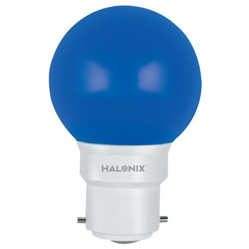 Halonix LED Bulb Nightlight 0.5 Watt - Blue, 1 pc
