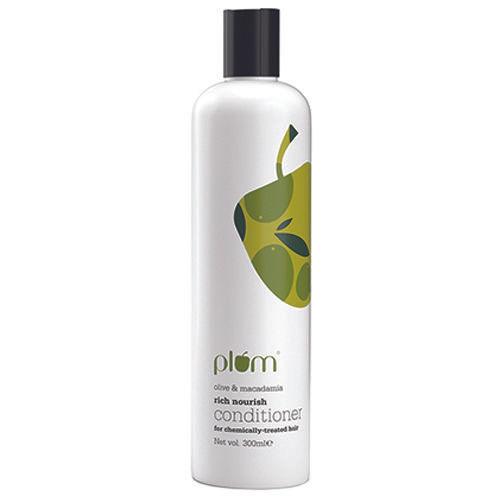 Plum Olive & Macadamia Rich Nourish Conditioner, 300 ml