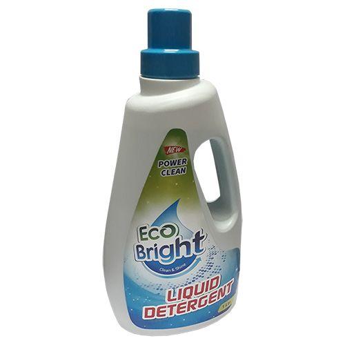 Eco Bright Liquid Detergent - Clean & Shine, 500 ml