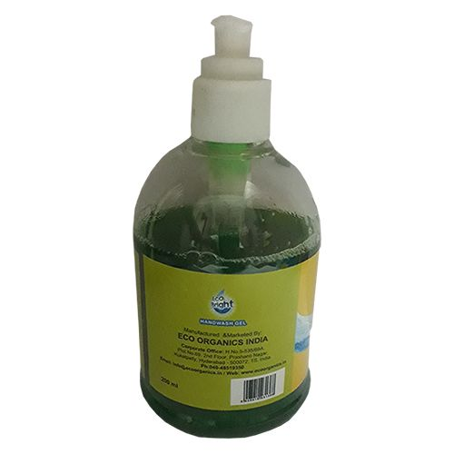Eco Bright Handwash Gel - Clean & Shine, Anti-Bacterial, 250 ml