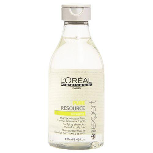 LOreal Professionnel Serie Expert Citramine Pure Resource Shampoo, 300 ml