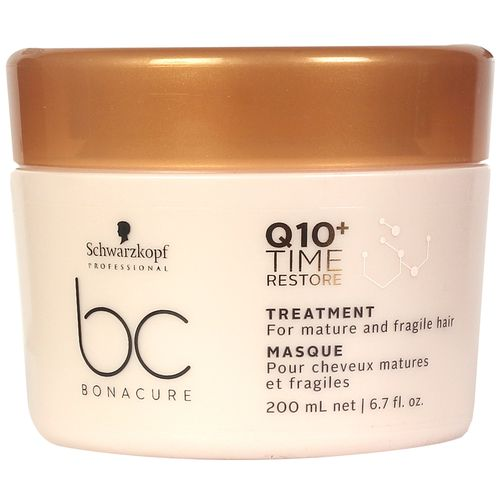 928a19777a Buy Schwarzkopf Professional Bonacure Q10 Time Restore Treatment Online at Best  Price - bigbasket
