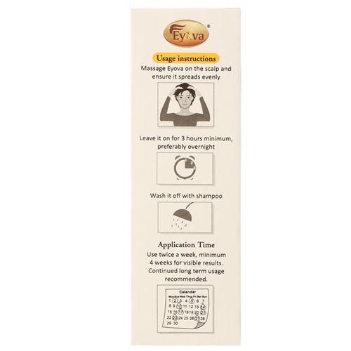 Eyova Hair Nutrient With Egg Oil For Hair Health, 50 ml