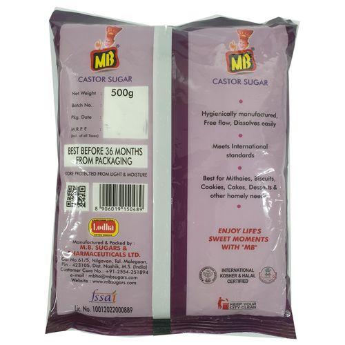 MB Castor Sugar, 500 g