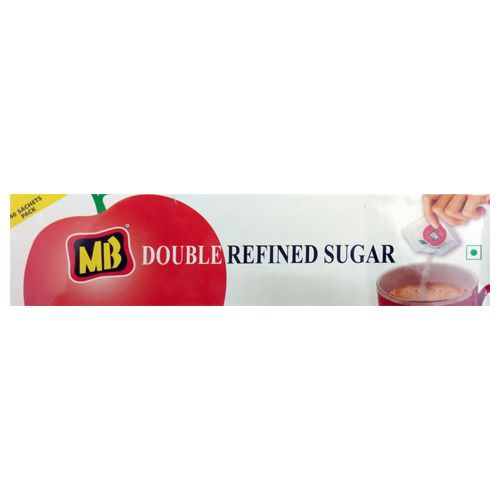 MB Double Refined Sugar - Apple, White, 200 g