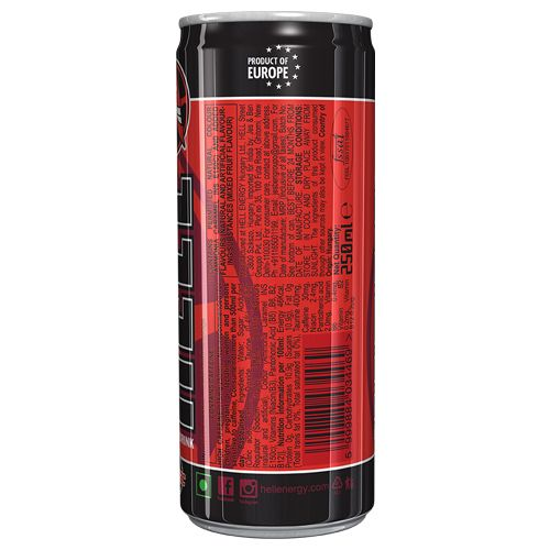 HELL Energy Drink - Classic, 250 ml