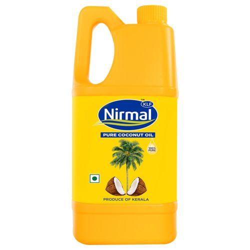 Klf  Nirmal Pure Coconut Oil, 500 ml