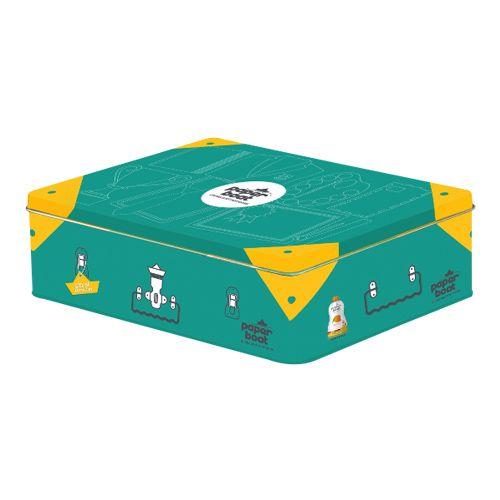 Paper Boat Assorted Juice Gift Box, 4 pcs