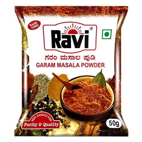 Ravi Garam Masala Powder, 50 g