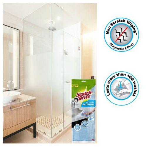 Buy Scotch Brite Microfiber Bathroom Wipe Online At Best Price Bigbasket