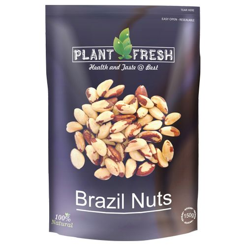 Plantfresh Brazil Nuts, 150 g