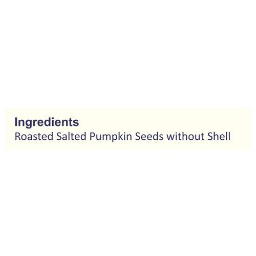 Plantfresh Pumpkin Seeds - Roasted & Salted, 120 g