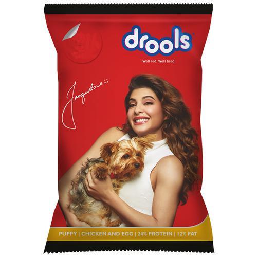 Buy Drools Dog Food Chicken Egg Puppy Online At Best Price Bigbasket