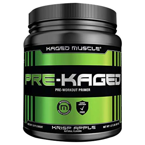 Kaged Muscle Pre-Kaged - Krisp Apple, 1.36 lb