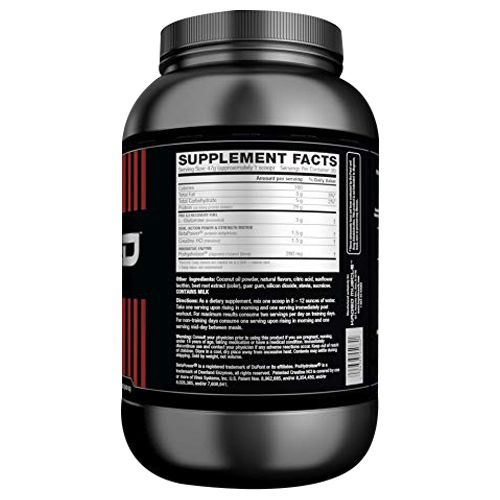 Kaged Muscle Re-Kaged - Strawberry Lemonade, 2.07 lb