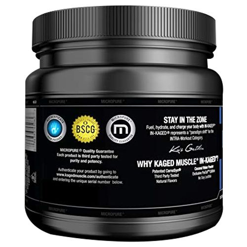 Kaged Muscle In-Kaged - Cherry Lemon, 338 gm