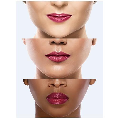 Makeup Revolution Rose Gold Lipstick, 3.2 g Diamond Life