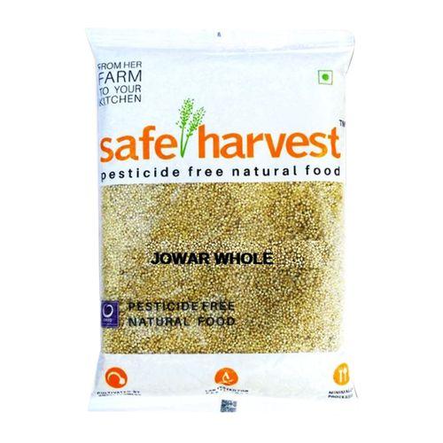 Safe Harvest Jowar Whole - Pesticide Free, 500 g 0