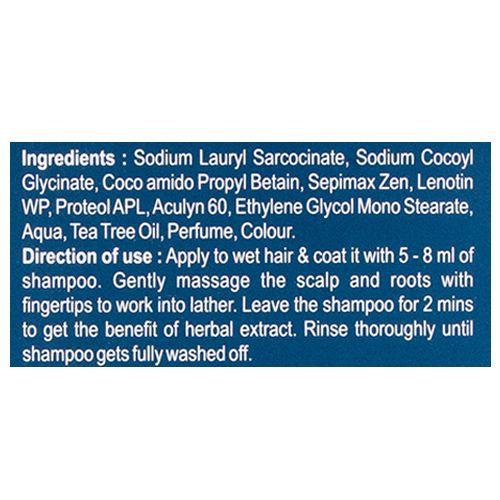 Stately Essentials Hair & Scalp Care Shampoo, 200 ml