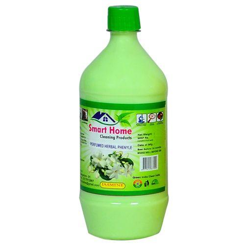 Smart Home Perfumed Herbal Phenyle - Jasmine, 500 ml Plastic Bottle