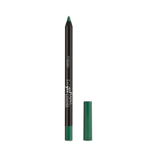 Deborah 2-In-1 Gel Kajal & Eyeliner, 1.4 g 11 Light Green