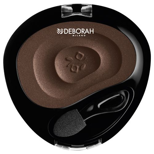 Deborah 24ore Velvet Eyeshadow, 5 g 06 Dark Chocolate