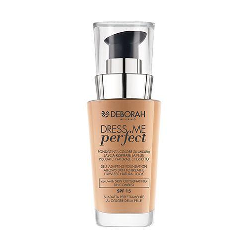 Deborah Dress Me Perfect Foundation, 30 ml 03 Sand