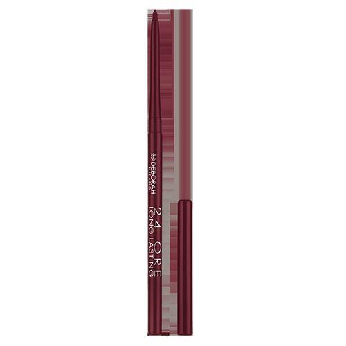 Deborah 24ore Long Lasting Lip Liner, 0.4 g 1 Dark Red