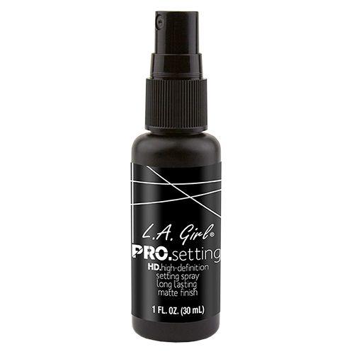 LA girl HD PRO Setting Matte Finish Spray, 30 ml