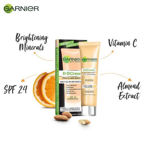 Garnier Skin Naturals - BB Cream, 30 g