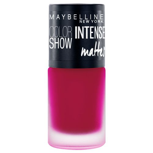 Buy Maybelline New York Color Show Bright Matte Nail Color Online at ...