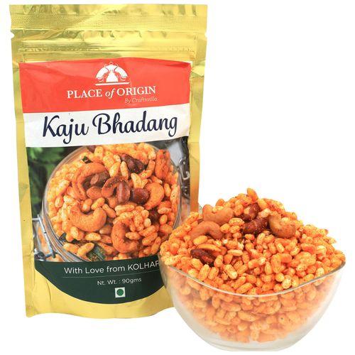 Place of Origin Kaju Bhadang Bhel, 90 g Pouch