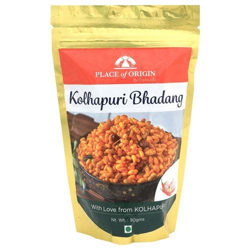 Place of Origin Kolhapuri Bhadang Bhel, 90 g Pouch