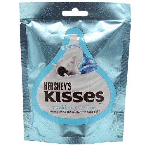 Hersheys  Kisses - Cookies & Creme Chocolate, 33.6 g