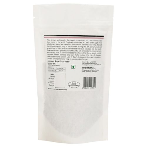 instaGOURMET Flax Seeds, 180 g
