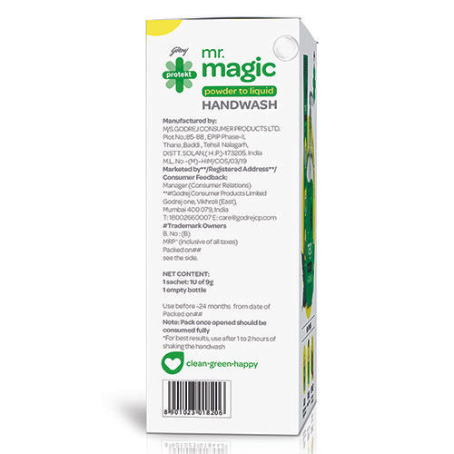 Godrej Protekt Mr Magic Handwash Combi, 9 g