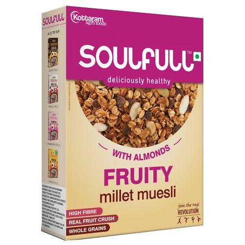 Soulfull Millet Muesli - Fruity, 200 g