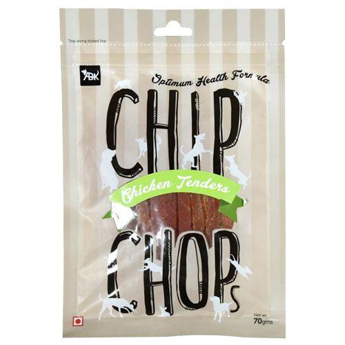 Chip Chops Dog Treats - Chicken Tenders, 70 g