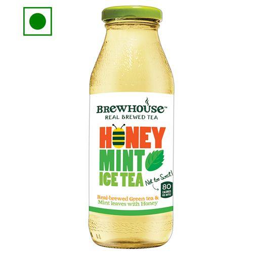 Brewhouse Honey Mint Ice Tea, 350 ml