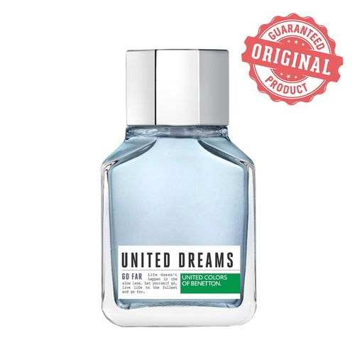 6a751e435 Buy United Colors Of Benetton United Dreams Go Far Eau De Toilette Online  at Best Price - bigbasket
