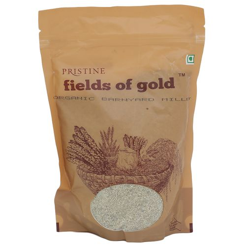 PRISTINE Fields of Gold - Organic Barnyard Millet, 500 g