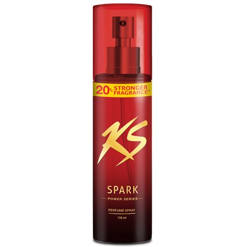 Kamasutra Spark Power Series Deo, 135 ml
