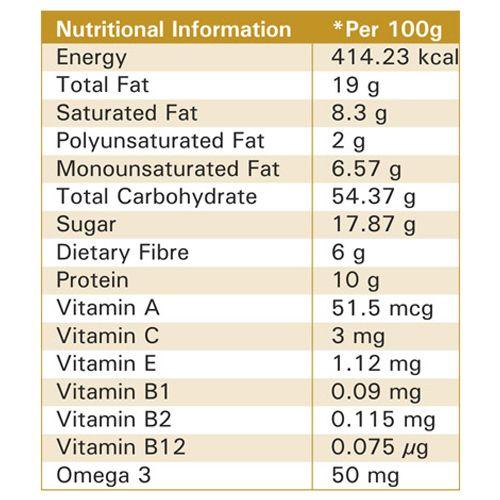 Sofit  Protein Cookies - Raisins & Flax Seeds, 150 gm