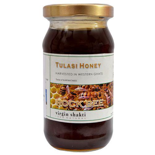 virgin shakthi Thulasi Honey, 250 g Bottle