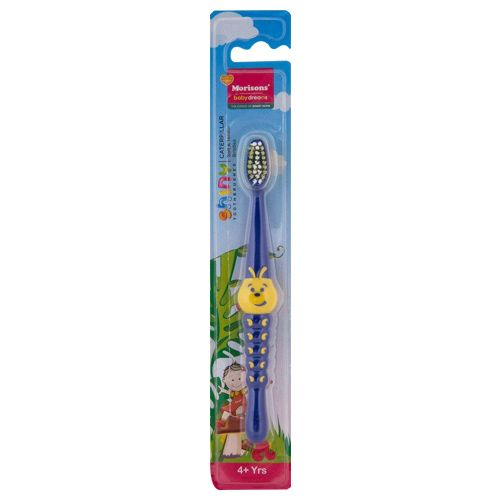 Morisons Baby Dreams Kids Toothbrush - Shiny Caterpillar, 1 pc